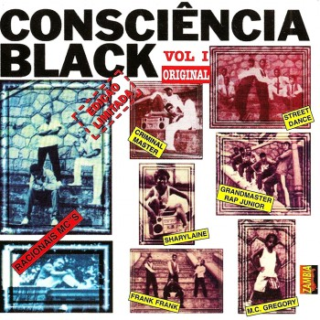 Consciência Black Vol. 01 (1989)