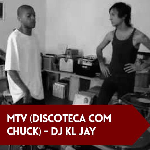 Discoteca com Chuck