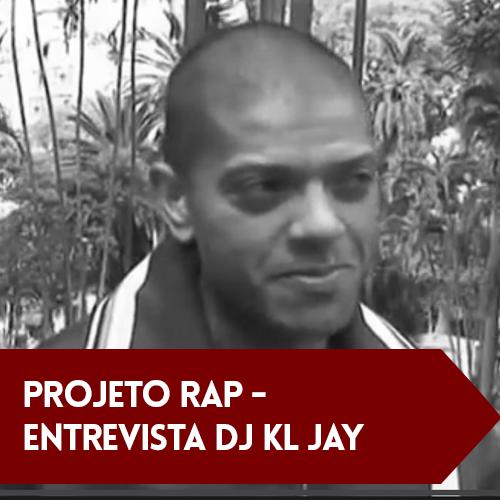Projeto RAP Entrevista KLJAY