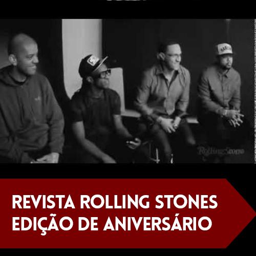 Edição de Aniversário Rolling Stones